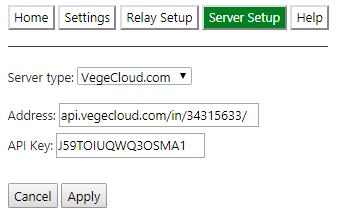 WiFi Control Hub- Server Setup