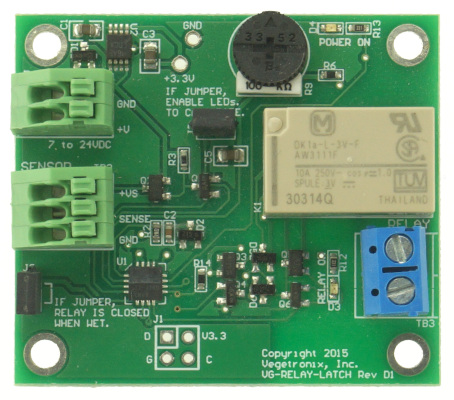 Latching Relay Board